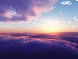vanilla sky by paularossi