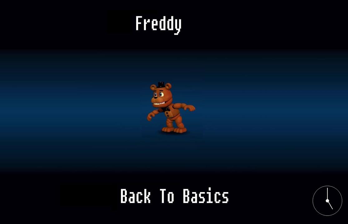 Freddy by GDWallace