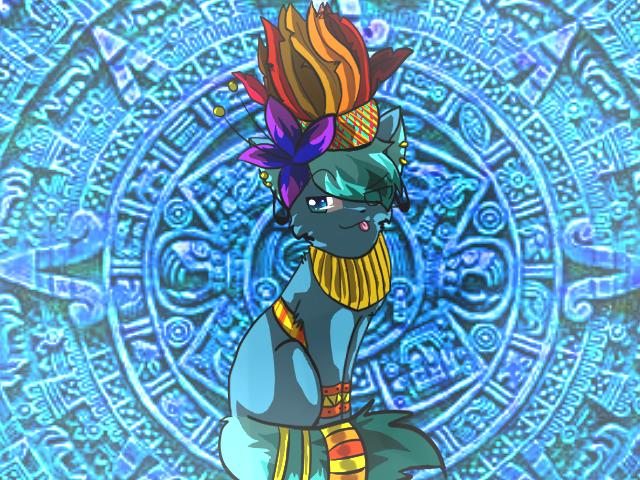 Mayan Blue 94