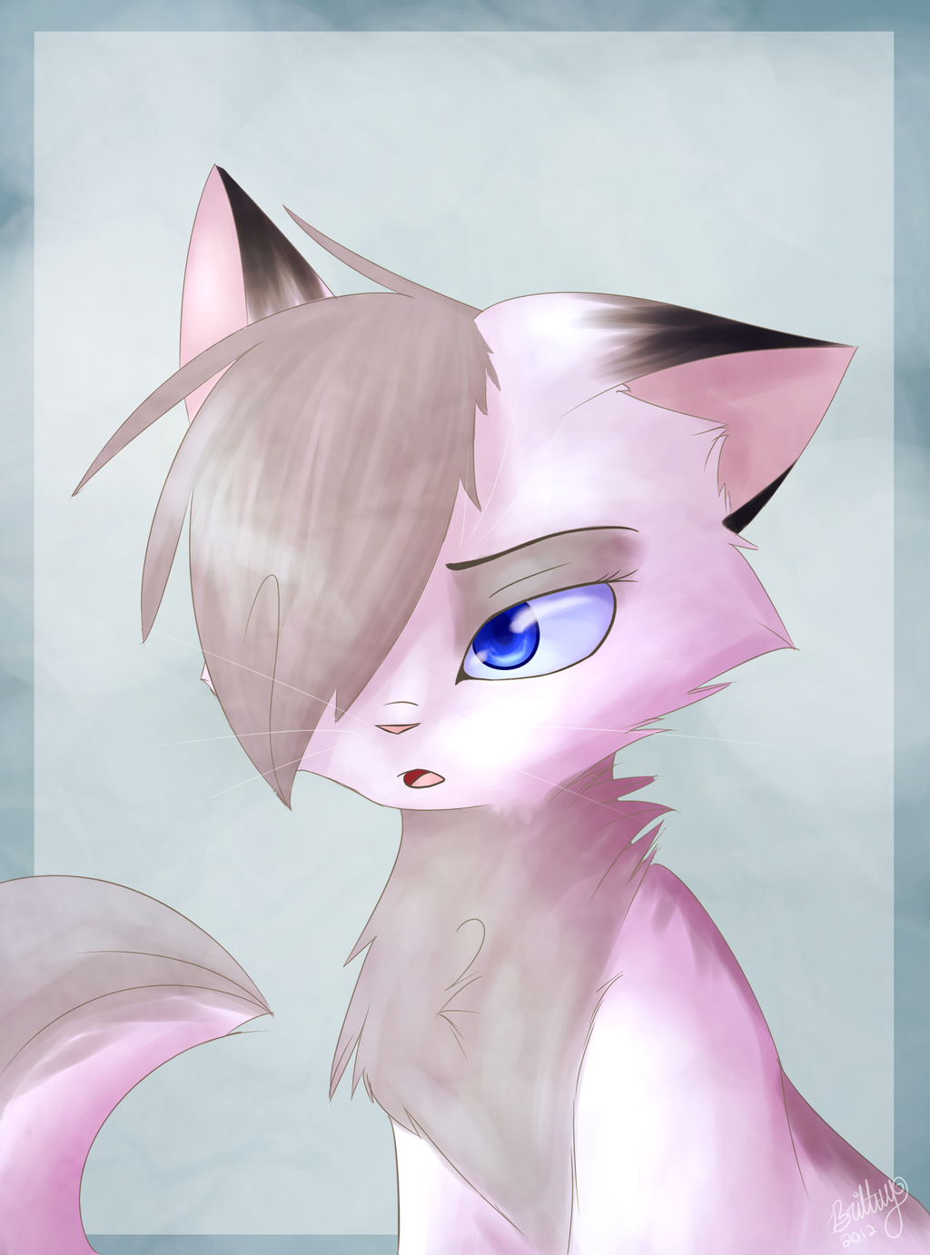 Silverleaf By Bluefire Kitteh On Deviantart