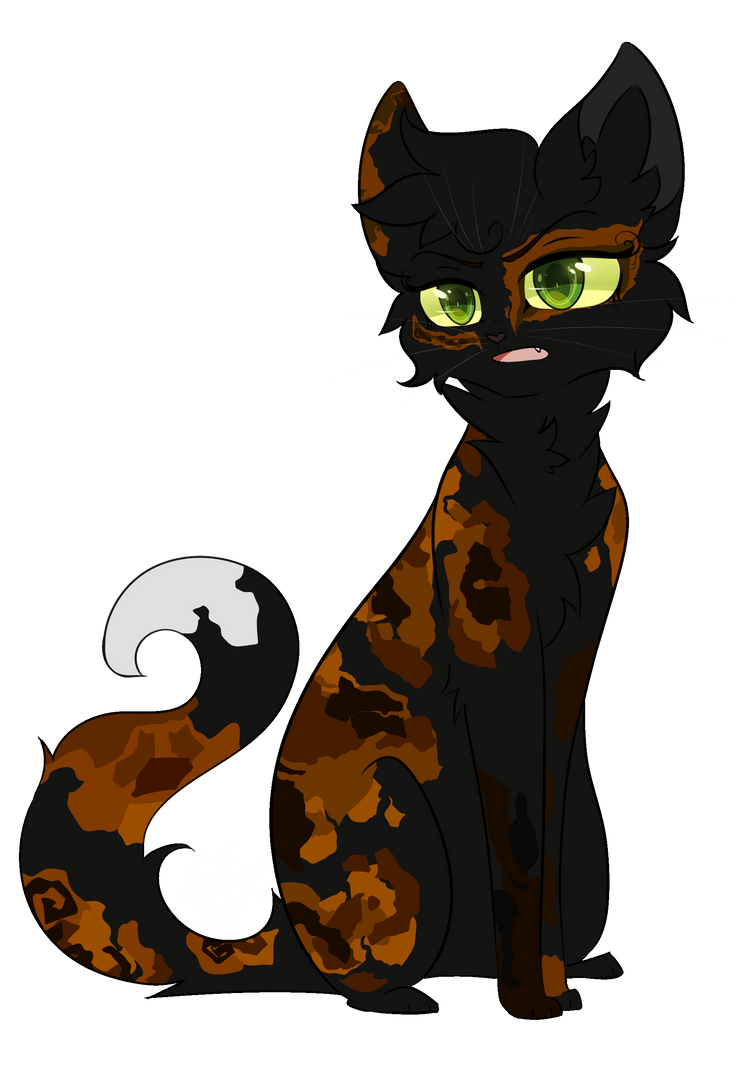 Ember by Bluefire-kitteh