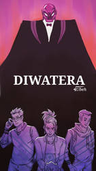 Diwatera Comic Teaser by Ubehmonster