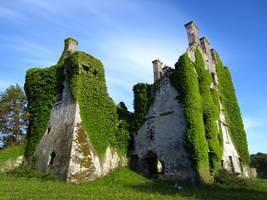 Menlo Castle I by TheJadedTraveler