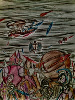 MLP: Battle of the Winduiume City by Paladin360
