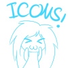 Icooons!! by Sallidii