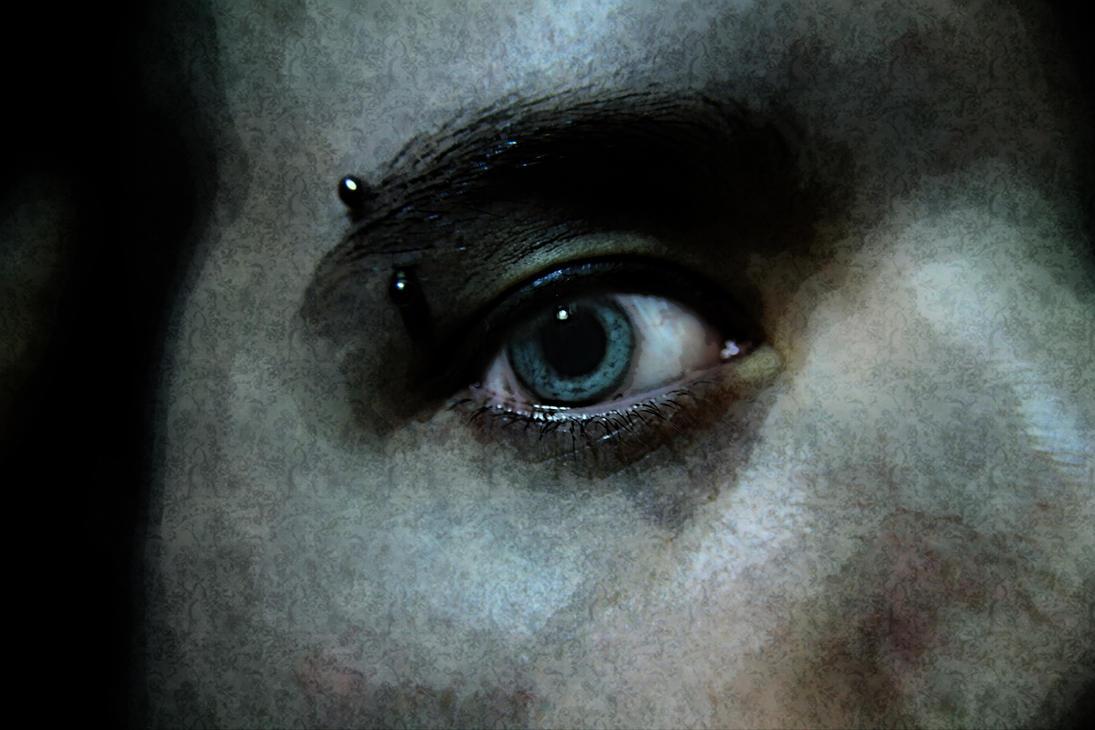 Nyx Eye edit by corvidius