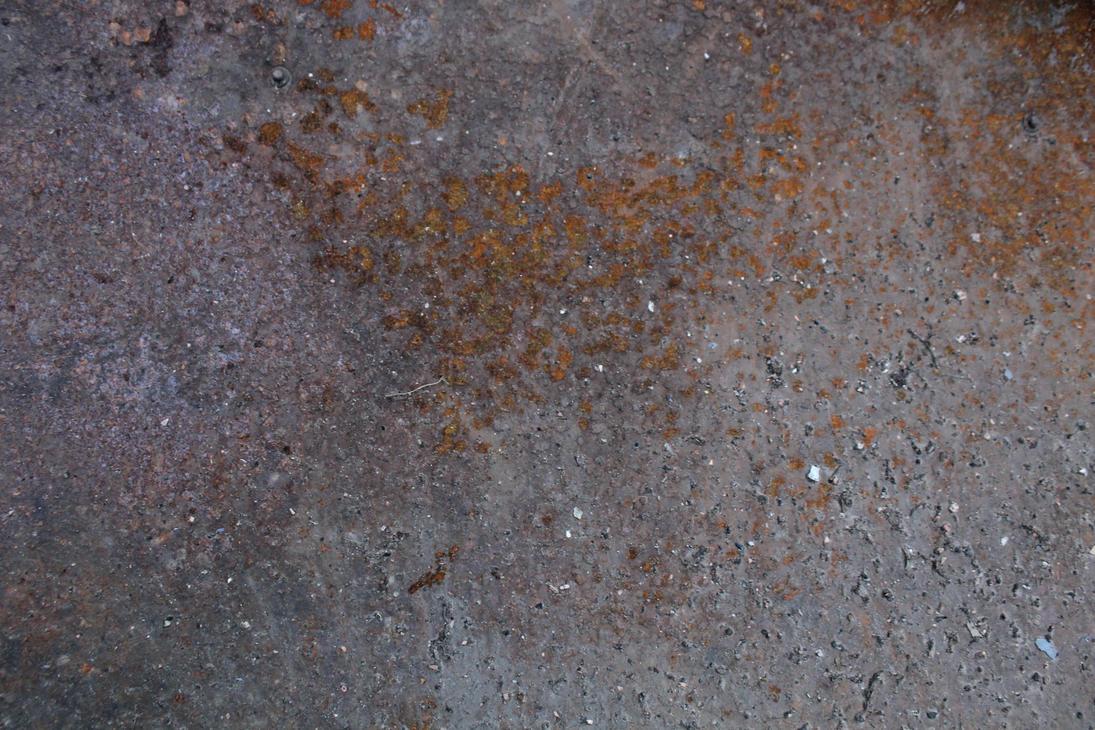 Gilmerton Goods Corner - Rust Texture 1 by corvidius