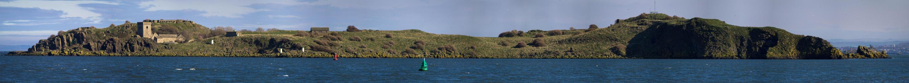 Island Panorama 1 by corvidius