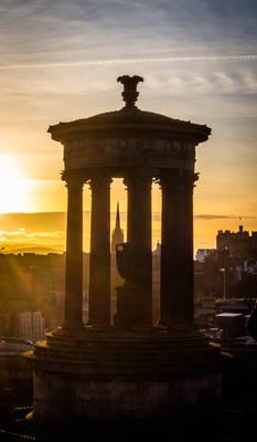 Monument - Calton Hill, Edinburgh