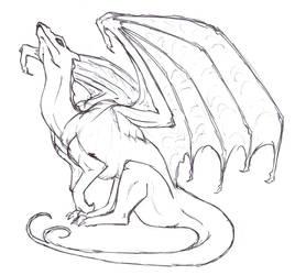 Pernese Dragon V.2