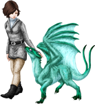 A Girl and Her Dragon 2.0