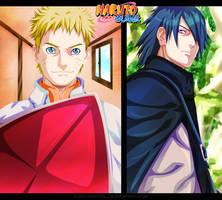 Naruto 700 - Naruto | Sasuke by AJM-FairyTail