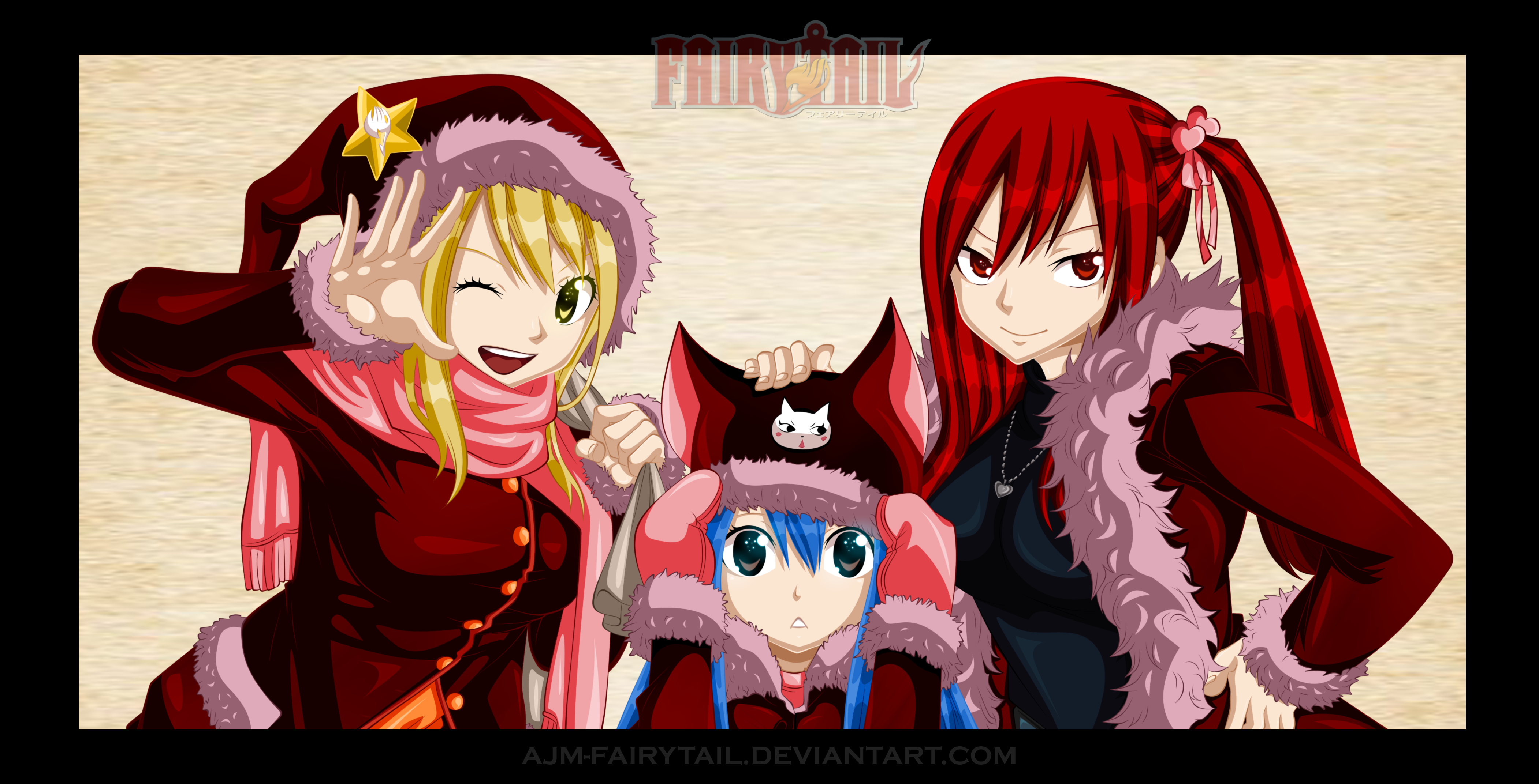 Twas The Night Before Christmas by AJM-FairyTail on DeviantArt