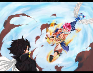 FairyTail 465 | The Confrontation