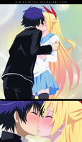 Team Chitoge by AJM-FairyTail