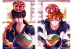 The King and The Prince | Collab