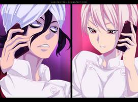 Alice and Ryou by AJM-FairyTail