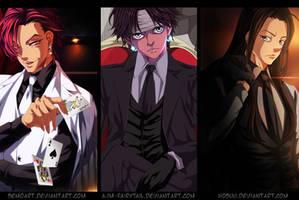 Hunter x Hunter | Collab by AJM-FairyTail