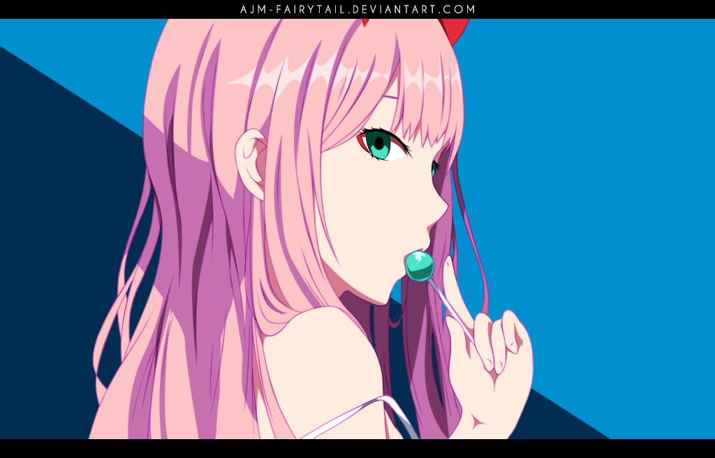 Zero Two by AJM-FairyTail