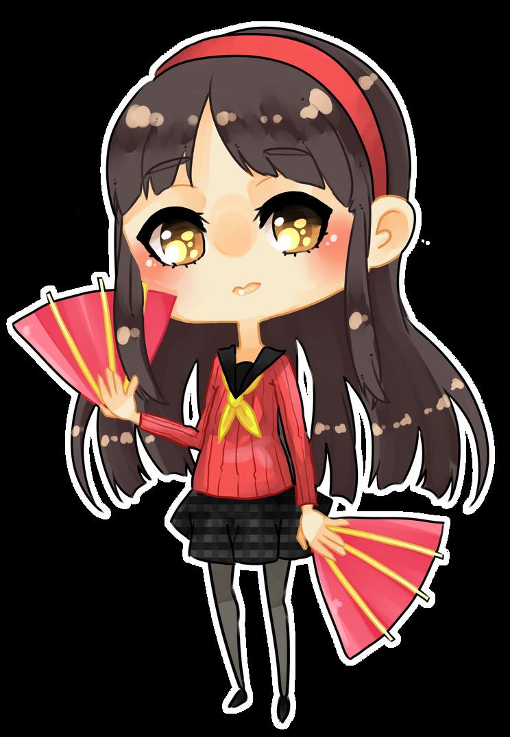 Yukiko by houtani