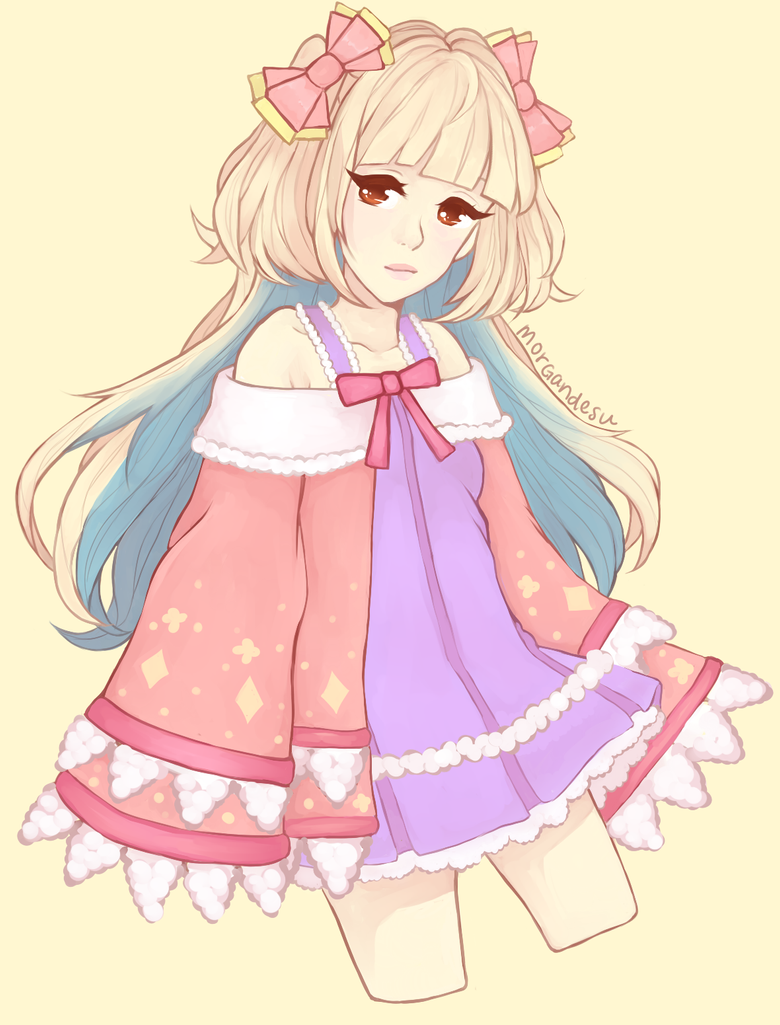 Lineplay11-8-15 + [SPEEDPAINT] by houtani