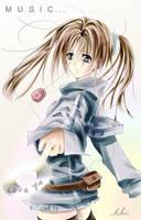 Love Ya CD... by aiki-ame