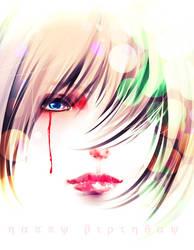 Sadness by aiki-ame
