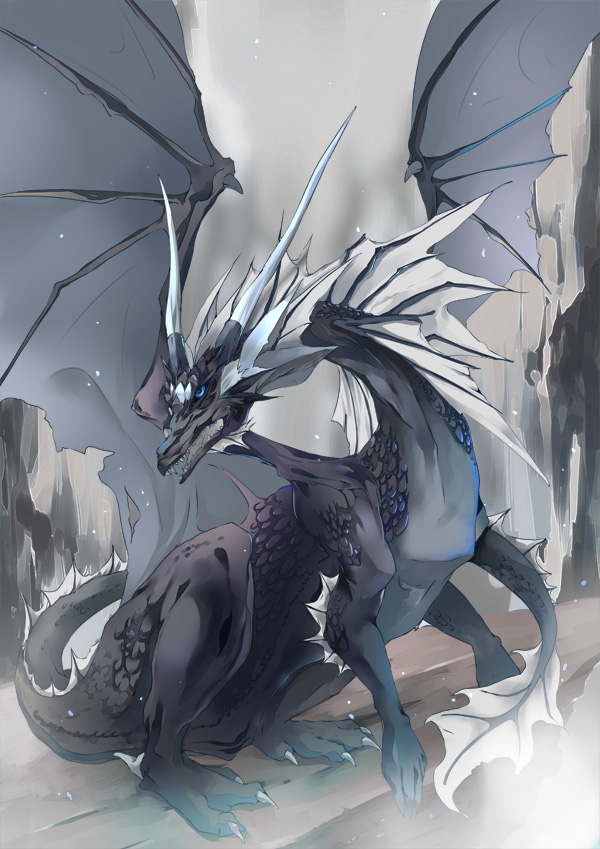 Ice Elemental Dragons Elemental Ice And Water