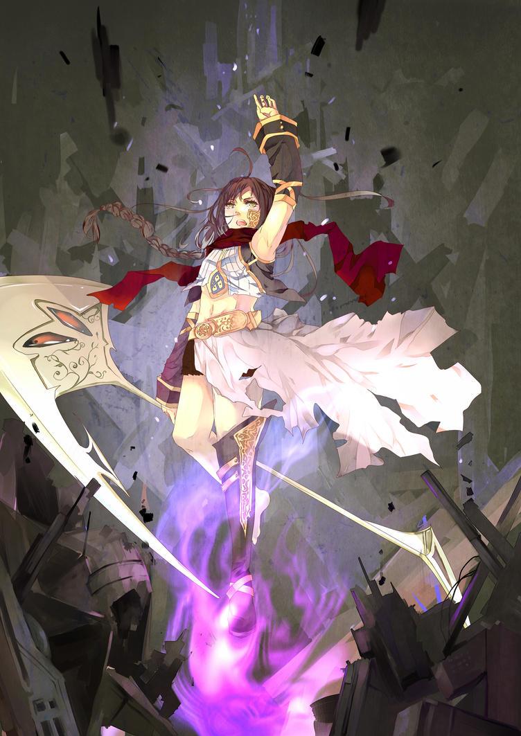 Destroy by aiki-ame