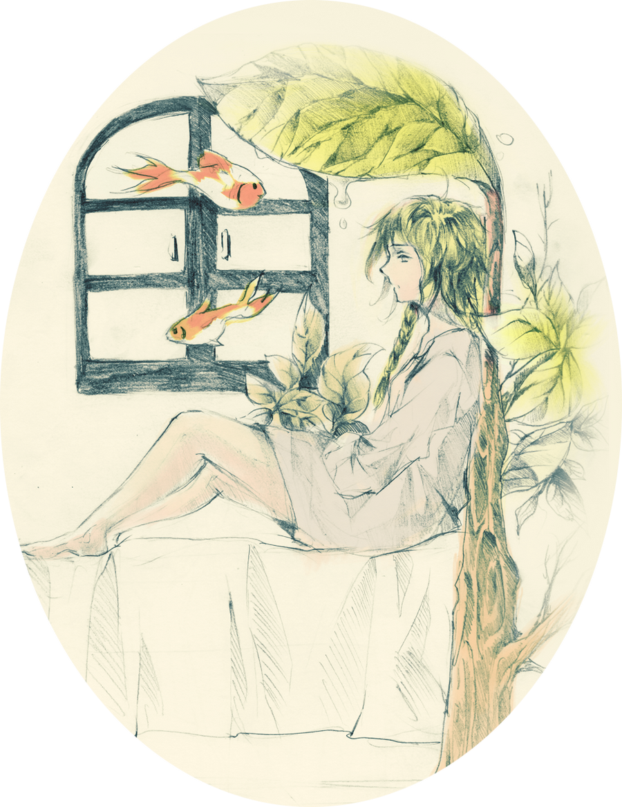 Rainy Days by aiki-ame
