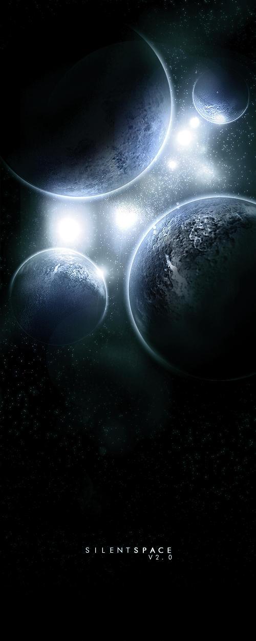 SILENTspace by Genuine-Atramentous