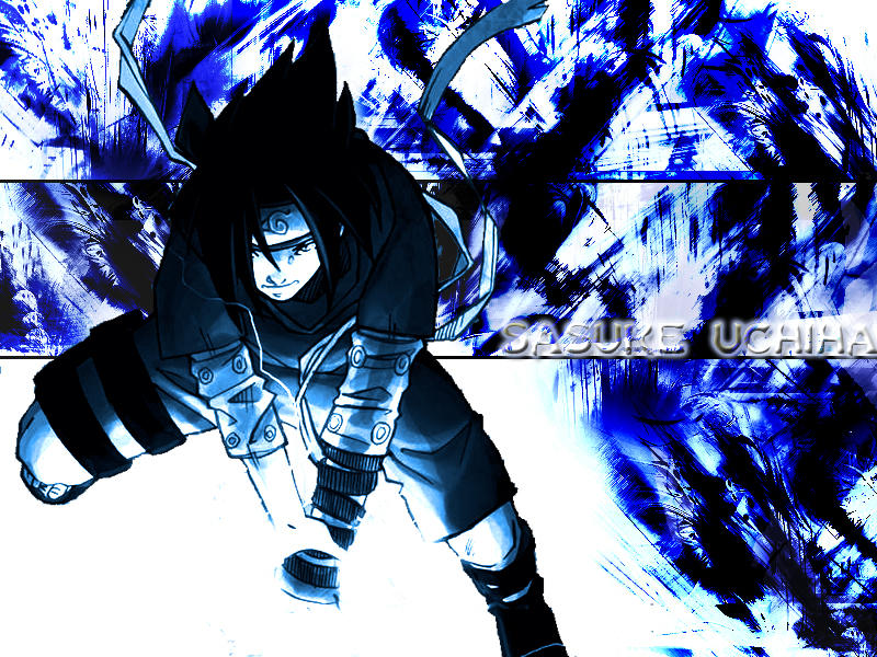 Sasuke uchiha wallpaper by duero on deviantart voltagebd Image collections