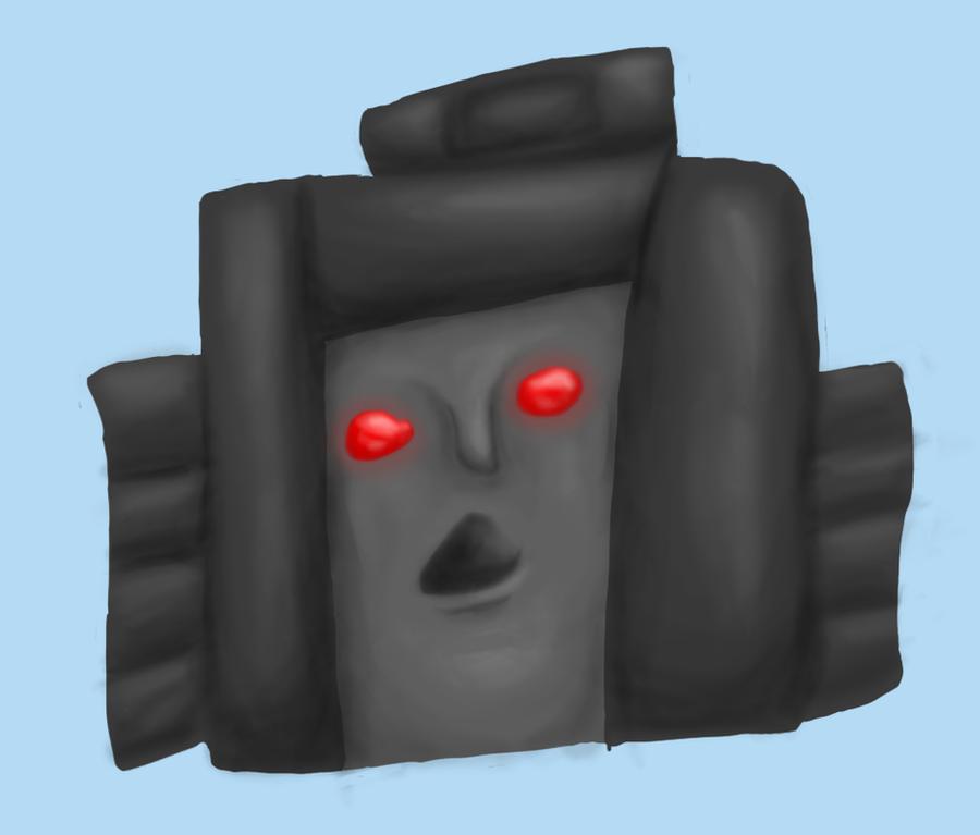 Calmscream by fuzzyrobot