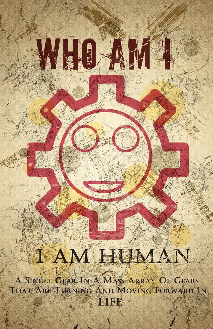 I am Human by P13Darksight