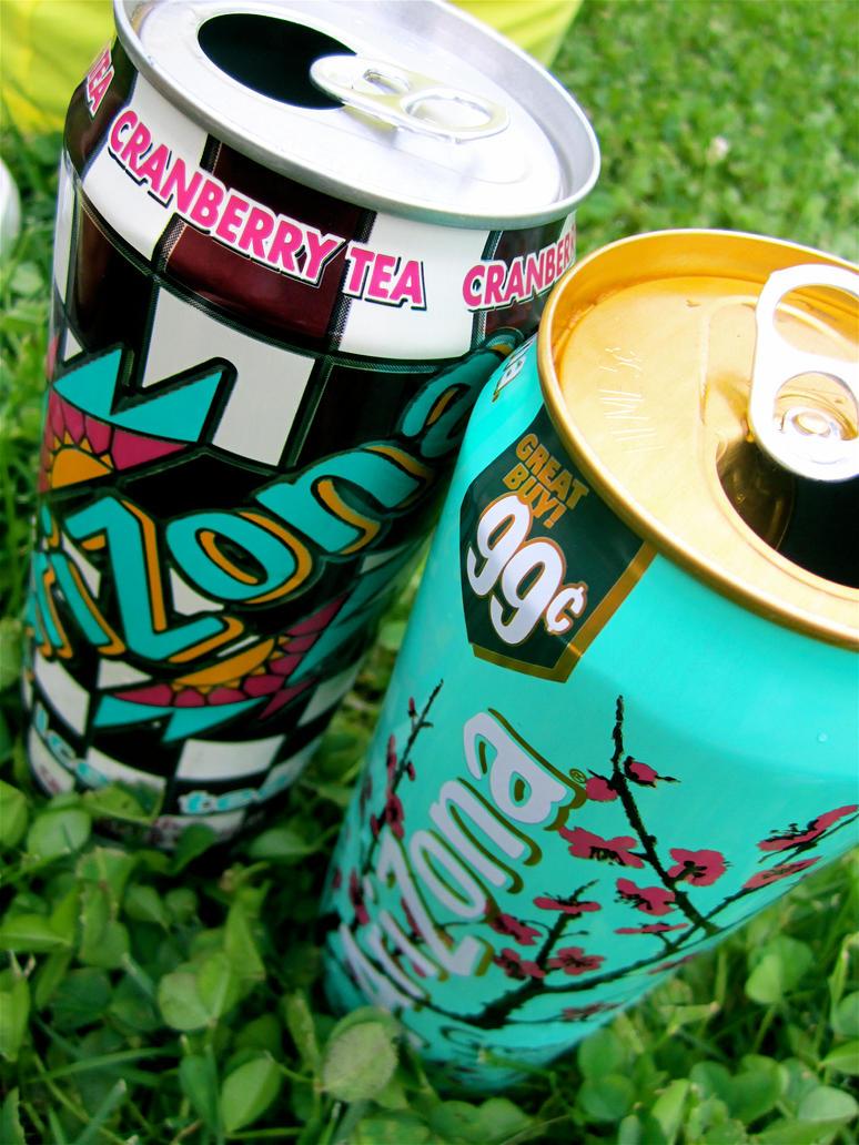 Arizona Iced Tea by Halo09Pbc