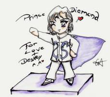 My lovly Prince Diamond by Sylina