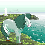 The Lighthouse Song - Pixel Tag by blink-imagery