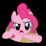 Pinkie Pie, iris wipe.