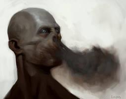 Smoker by LouisGreen