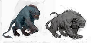 beast concept