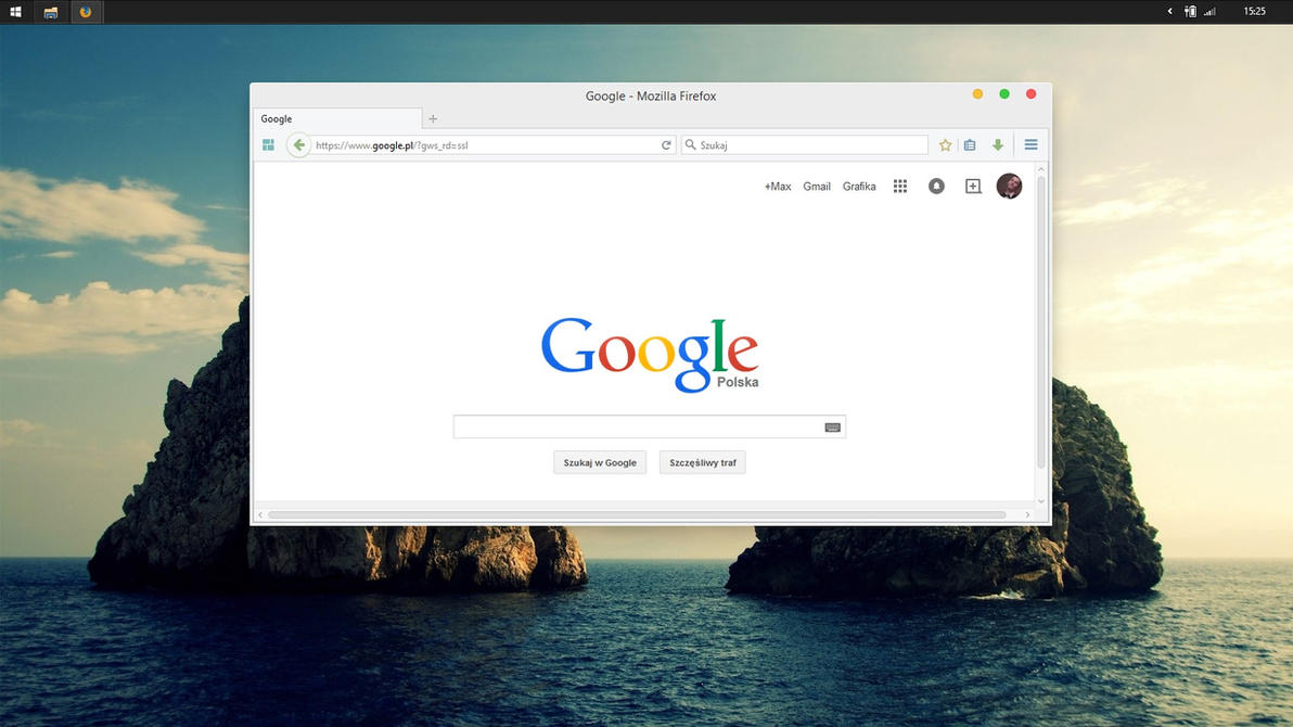Firefox Charming theme by maxxdogg