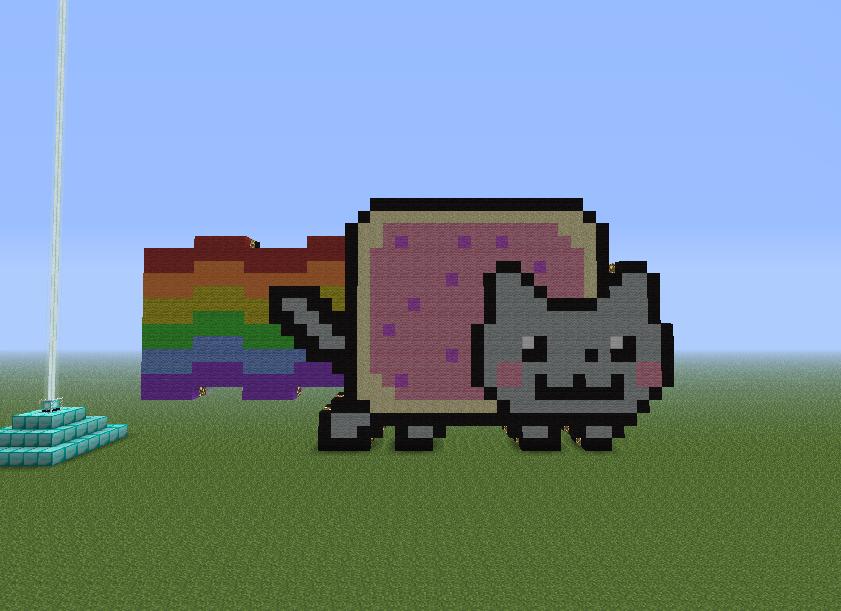 Minecraft Pixel Art 2 By Azarea12 On Deviantart