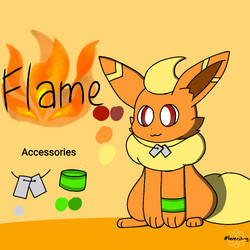 [Edit] Flame the flareon ref