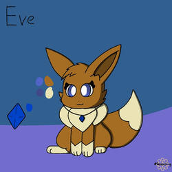 Eve the eevee reference