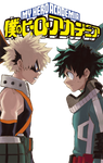 My Hero Academia render