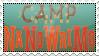 Camp NaNo Stamp by AquaticNotes