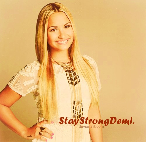 StayStrongDemi's Profile Picture