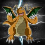 Daily Pokemon #006 - Dragonite