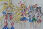 Sailor Moon : Moonlight gathering
