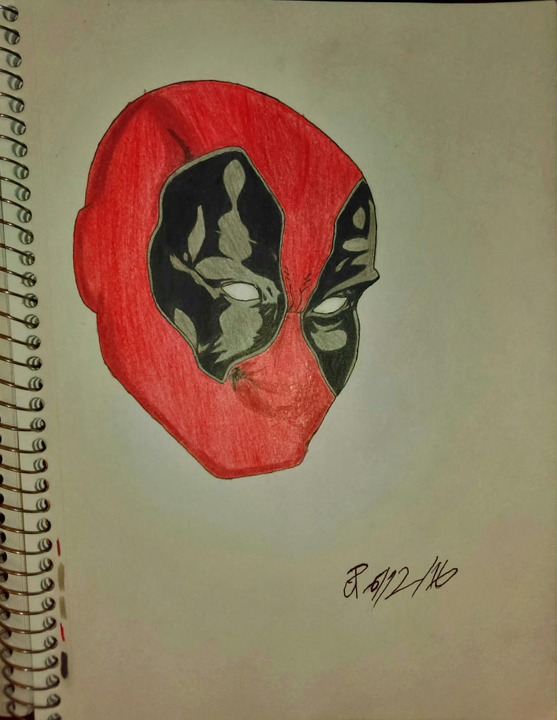 Deadpool by RussianPyne